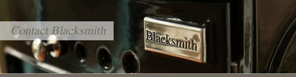 Contact Blacksmith Stoves