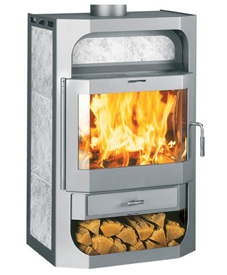 Thorma Isberg II Wood Burning Stove